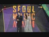 190115 IZ*ONE - Rookie of The Year The 28th Seoul Music Awards