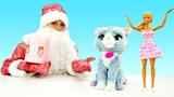 Игры для девочек - Барби учится волшебству! Играем в куклы