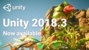 Unity 2018 3 New Features and Improvements