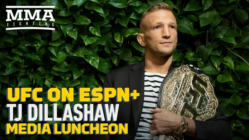 T.J. Dillashaw Bets Hell Make Weight Easier Than Henry Cejudo Before UFC Brooklyn - MMA Fighting