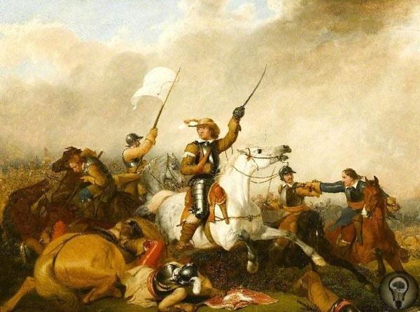Английская революция. Ч.-1 Конфликт между новым капиталистическим укладом и феодальными производственными отношениями был основной причиной назревания буржуазной революции в Англии. Начало