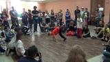05 Kiri Boss Хвалынск и Baby Fox Калининград, начинающие 6 17 лет, 1I2 финала, Open kids battle, Хва