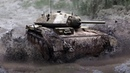 Боятся ли танки грязи или просто в ней тонут и вязнут