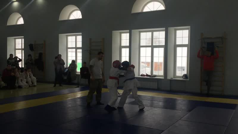 Рогов Максим (2й бой)
