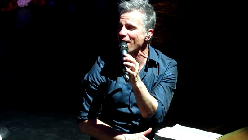 Bruno Pelletier – La Quete (Jacques Brel)(Москва, 31.03.19, Конгресс Центр РЭУ имени Г.В. Плеханова)