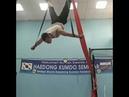 Vladimir Sadkov ( training on straps 4)