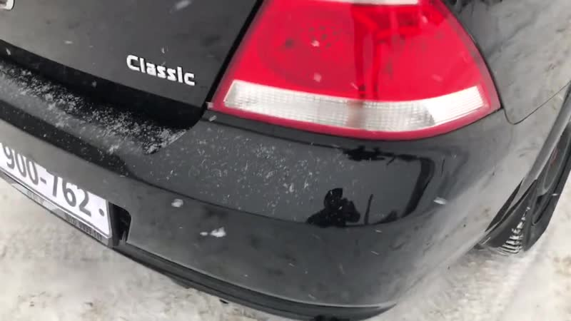 Nissan Almera После
