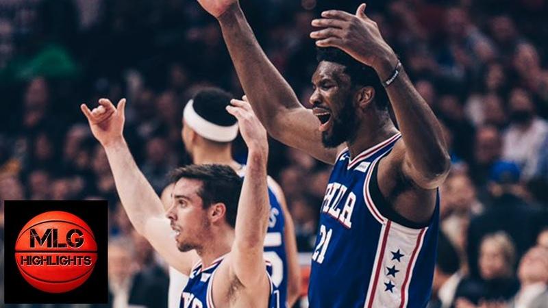 Philadelphia Sixers vs Brooklyn Nets Full Game Highlights | 12.12.2018, NBA Season