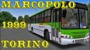 Автобус Marcopolo Torino 1999 Mercedez Benz OF 1417 1418 для OMSI 2