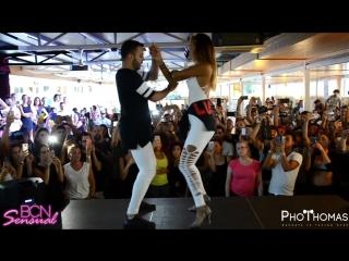 Carlos & Chloe [Ya No Quiero Na] @ BCN Sensual Bachatea 2018