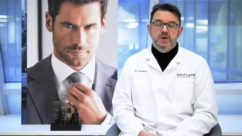 NovAge Men противостоит старению мужской кожи доктор Ален Мавон о свойствах комплексного ухода YouTube