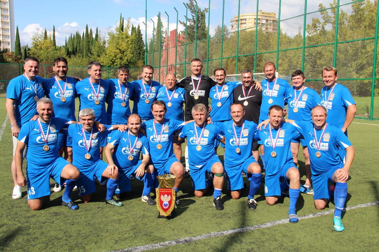 Шестое золото «Динамо»