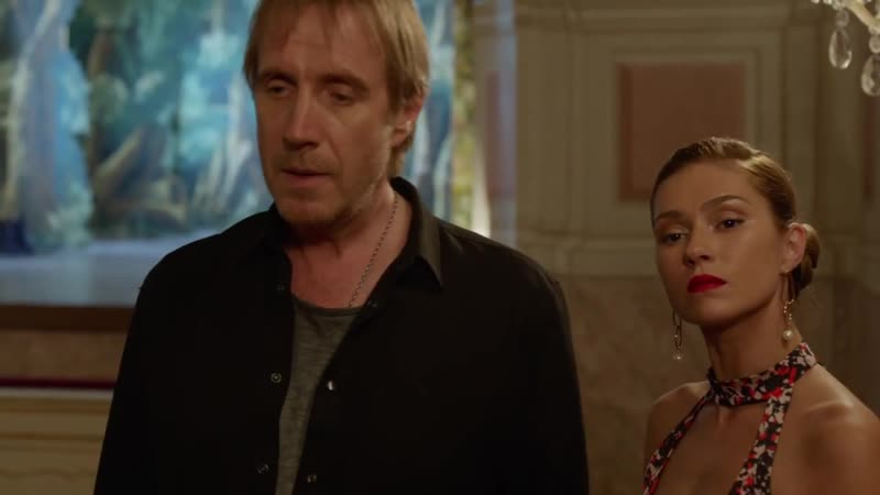 Ieva Andrejevaite - BERLIN STATION with Rhys Ifans
