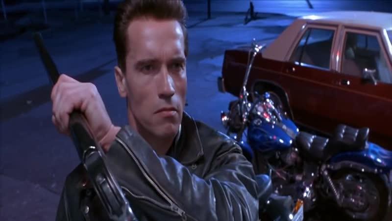 George Thorogood - Bad to the Bone (Terminator 2) HD