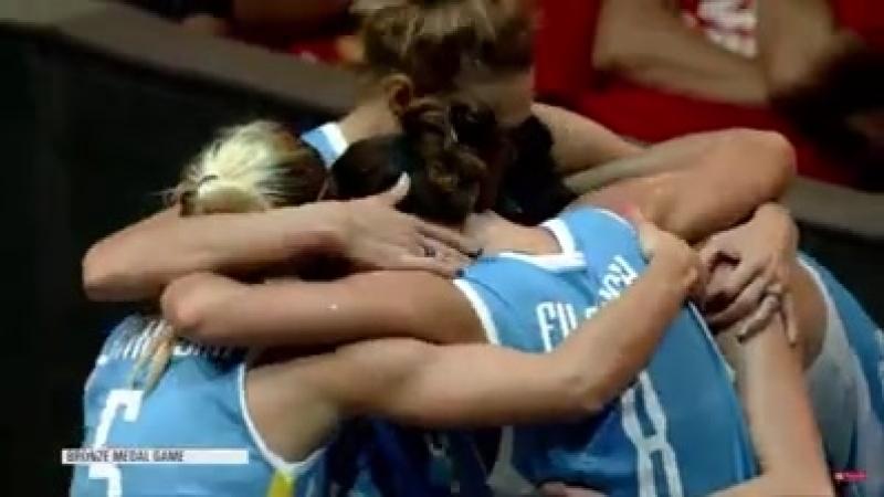 Україна виграє бронзу чемпіонату Європи 3х3! Неймовірні емоції