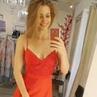 """ALINA LANINA on Instagram: """"Разбираю директ, отвечаю девочкам: Платье: @dulcis_shop Про косметику: в описание ссылка на свежее интвервью, как раз"""