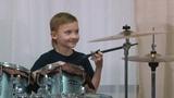 Старый рояль (Стас Намин и Группа Цветы) - Кирилл Горох (Ударные) - Елена Гущина