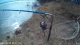 Хитрая самоподсекающая удочка !Рыбалка на карася Сентябрь 2017
