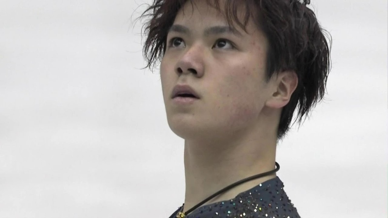 Шома Уно. Произвольная программа. Мужчины. NHK Trophy. Гран-при по фигурному катанию сезона-201819