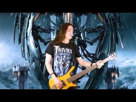 Trivium - Brave This Storm (Anton Ginzburg Bass Cover)