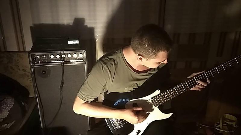 Dj dnkey bass guitar monster bass check