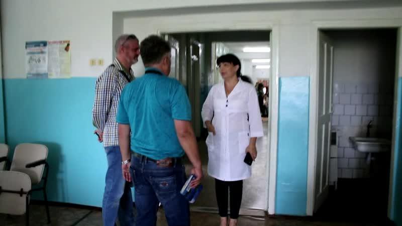 Лебединська лікарня