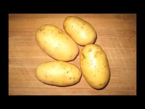 Կարտոֆիլով տնական չիպսեր /Homemade chips with potatoes