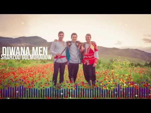 Shahzod Gulmuradow-Diwana men (Audio)