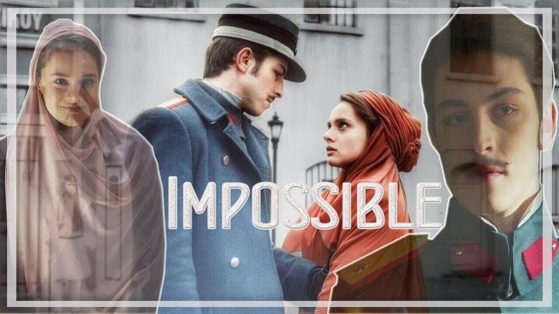 Leon Hilal ❤ Леон и Хиляль ❤ HiLeon ❤ Impossible ❤ (Vatanim Sensin ❤ Моя Родина-это ты)