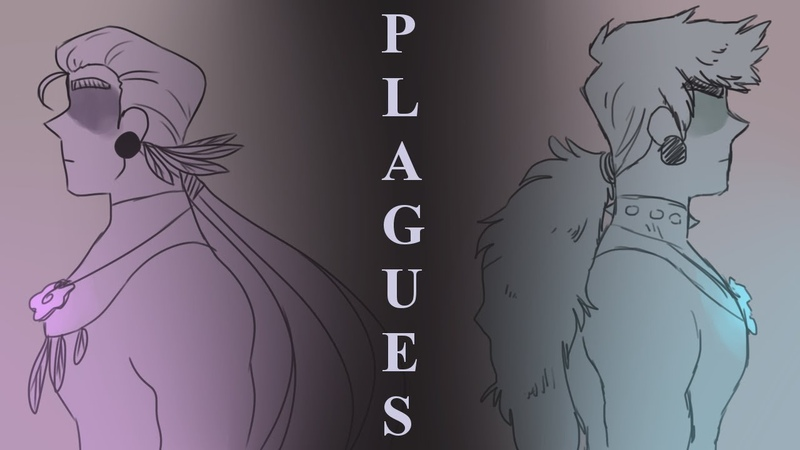 The Plagues OC Animatic [Cover by Jonathan Young and Caleb Hyles]
