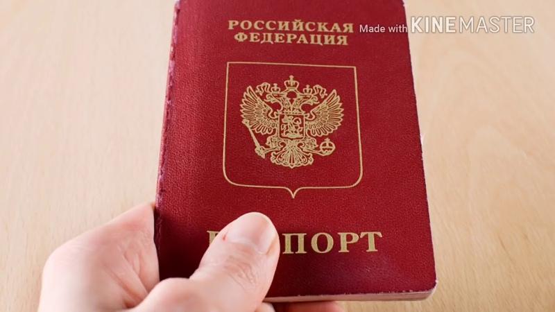 Гос игры Паспорт Гарант поборов Инструмент привязки