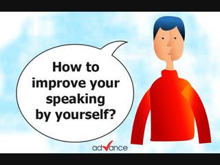 English speaking skills