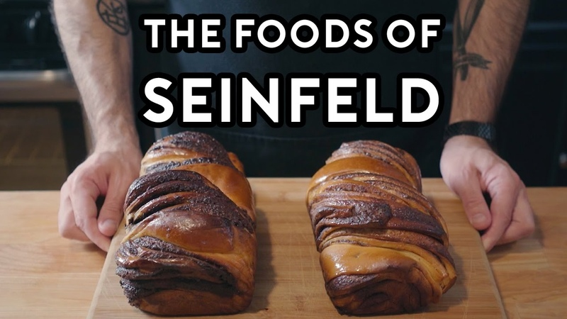 Binging with Babish Seinfeld Special Volume I
