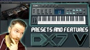 Noodling Around with Arturia's DX7 V Presets and Features Breakdown