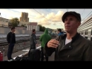 Алексей Панин рассказывает о грядущих съемках фильма в Саратове