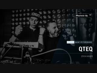 QTEQ [ tech house ] @ Pioneer DJ TV | Saint-Petersburg