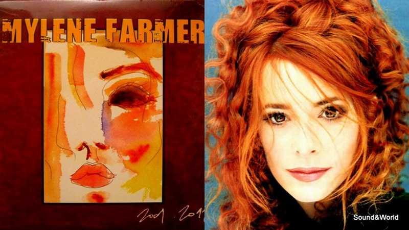 Mylene Farmer 2001 2011 2 × Vinyl LP Compilation
