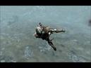 Как научится летать в The Elder Scrolls 5 Skyrim