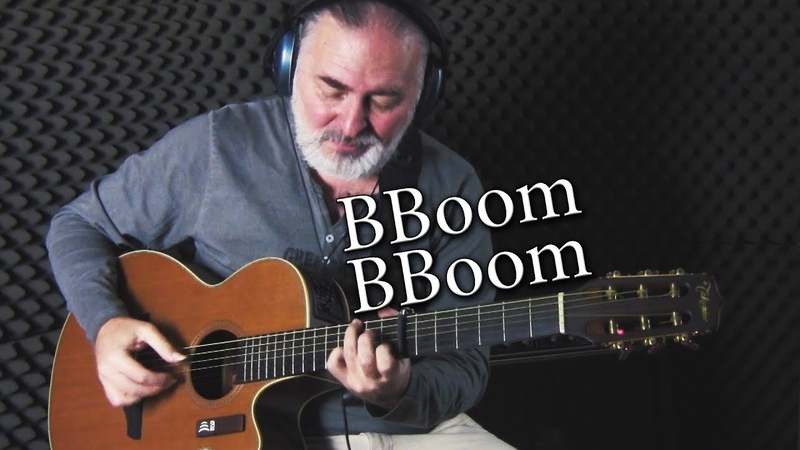[MV] MOMOLAND (모모랜드) _ BBoom BBoom (뿜뿜)   Fingerstyle Guitar Cover