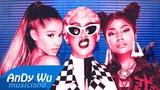 I LIKE IT SIDE TO SIDE - Cardi B, Nicki Minaj, Ariana Grande ft. Bad Bunny, J Balvin