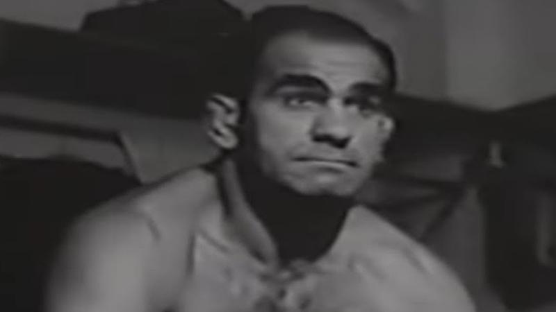 Lou Thesz vs. Rikidozan - JWA 10/7/1957