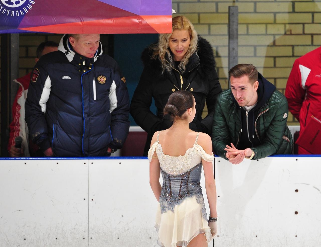 Алина Ильназовна Загитова-2 | Олимпийская чемпионка - Страница 6 RFteJdy4pB4
