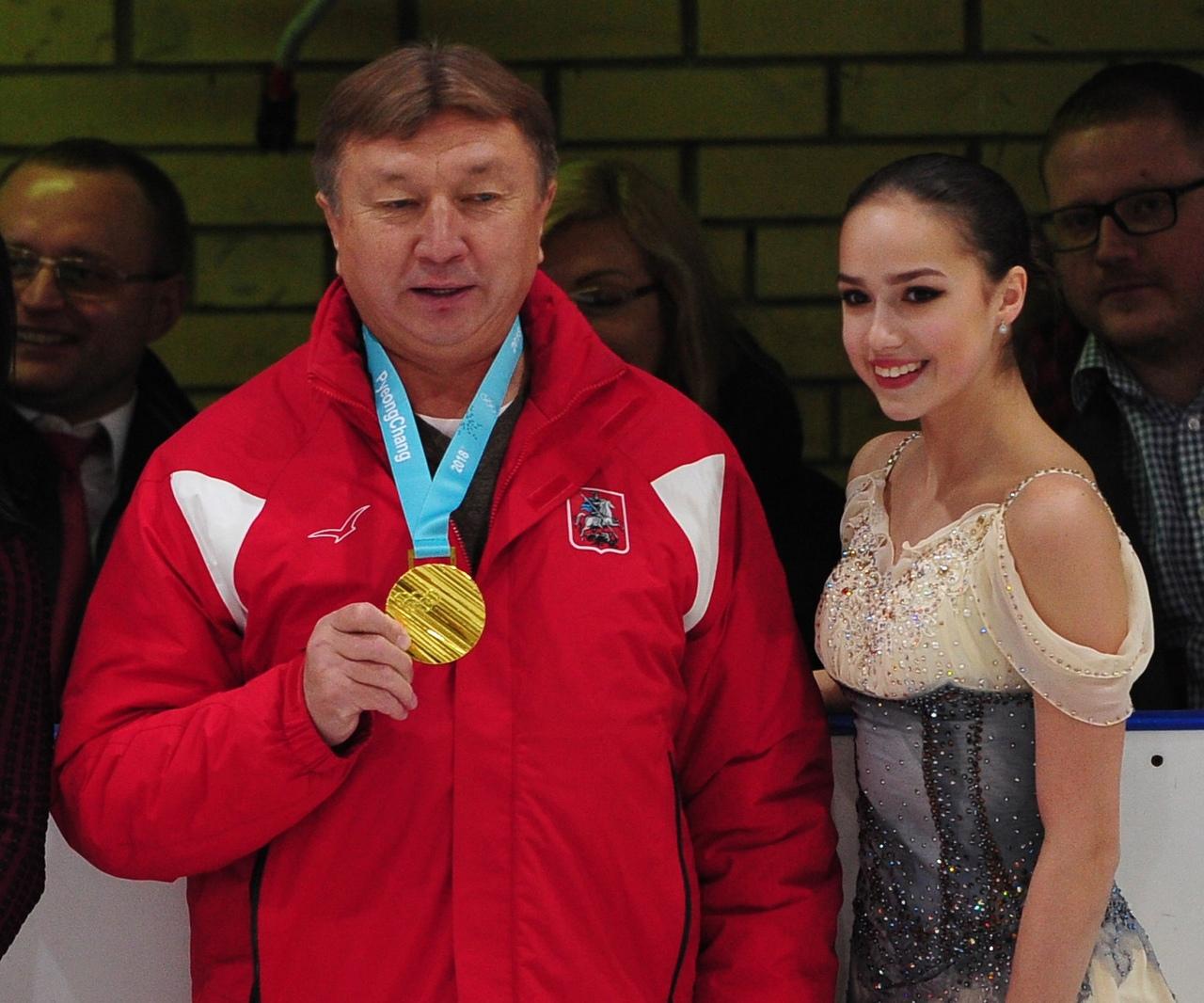 Алина Ильназовна Загитова-2 | Олимпийская чемпионка - Страница 5 55FvcBOnUlE