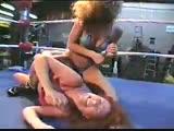 MWO 112 Stormee vs Julie Nikki vs Santana Female Wrestling Catfight cfvideo