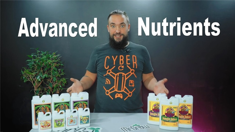 №12 Удобрения Advanced Nutrients / Mr.GrowChannel