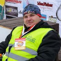 Анкета Кирилл Улыбышев