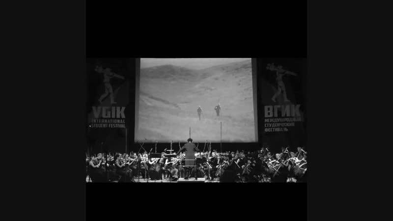 ВГИК, 38 фестиваль, Артемьев из «Свой среди чужих, чужой среди своих»