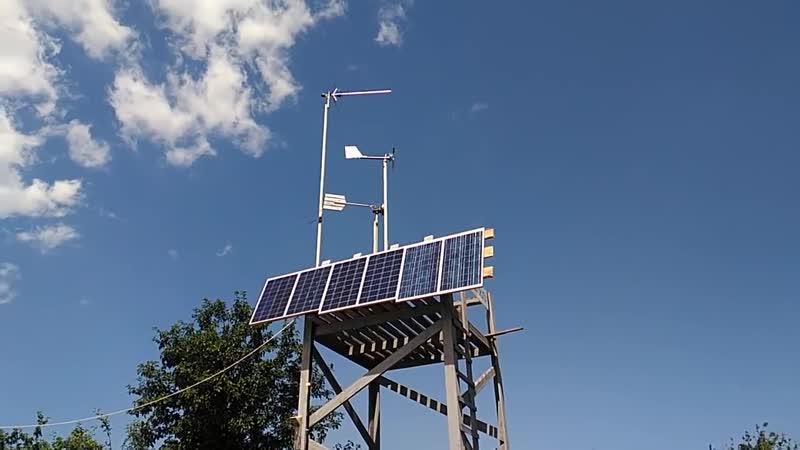 Что сможет выдать солнечная ветряная электростанция - xnj cvj;tn dslfnm cjkytxyfz dtnhzyfz 'ktrnhjcnfywbz -