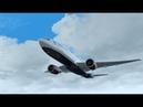 Замес на Мальдивах Boeing 777 200LR PMDG