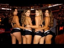 UFC Octagon Girls At UFC 210 in Buffalo Daniel Cormier vs Anthony Johnson